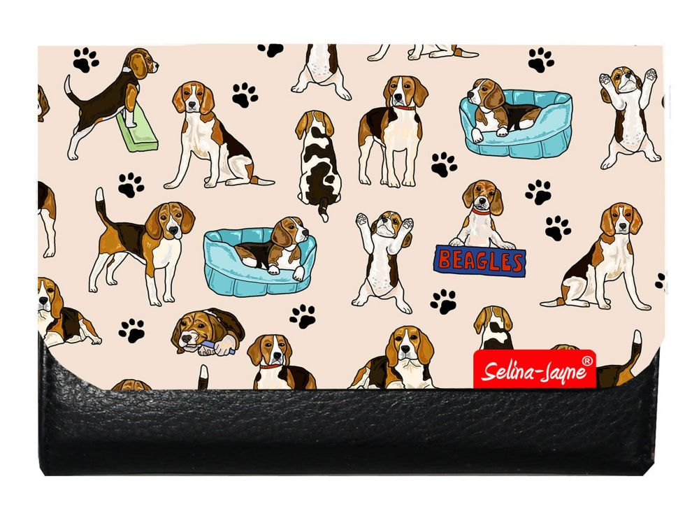 Selina-Jayne Beagles Limited Edition Designer Small Purse